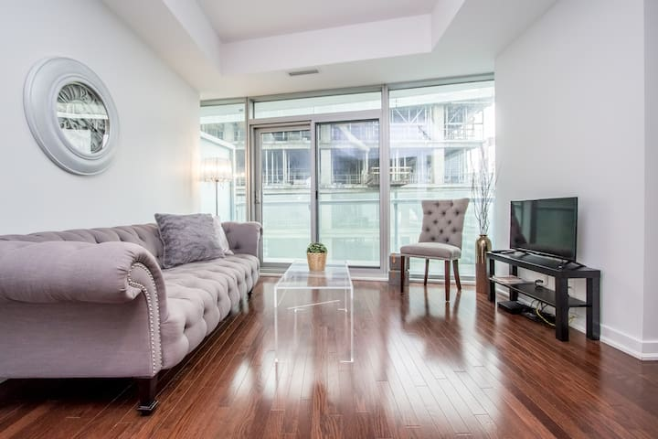 ✸✸✸✸Elegant 1bed Downtown, Spectacular view~