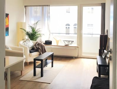 Sunny apartment close to the beach and Reeperbahn