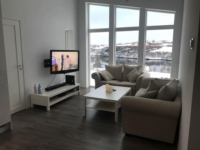 Moderne leilighet med flott utsikt! - Bjugn  - Apartment