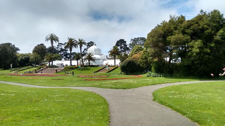 Sunny&Convenient SFH w/ Parking&Yard, A+ Location - San Francisco - House