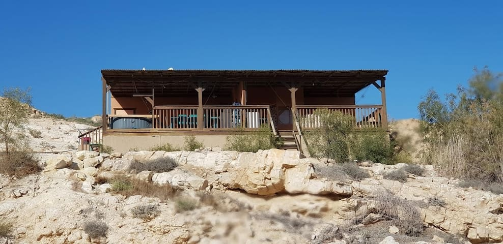 Shamballa Ezuz Desert Hospitality - cabin 3