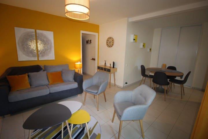 Appartement entièrement rénové et idéalement situé