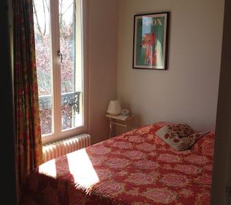 maison de charme en bord de marne - Le Perreux-sur-Marne - Bed & Breakfast
