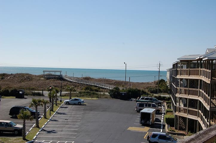 Condo Near The Sea with indoor pool, jacuzzi tub - Atlantic Beach - Apartment