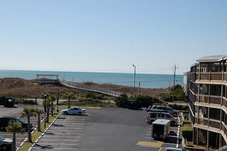 Condo Near The Sea with indoor pool, jacuzzi tub - Atlantic Beach