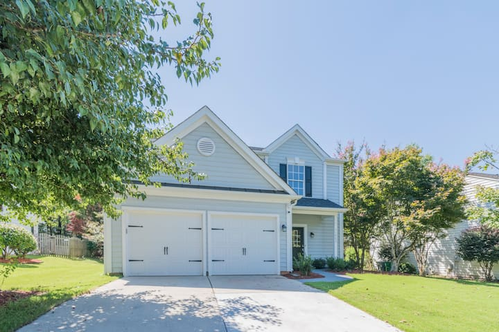 3B Charlotte Home, Close to Ballantyne Corp.  Park