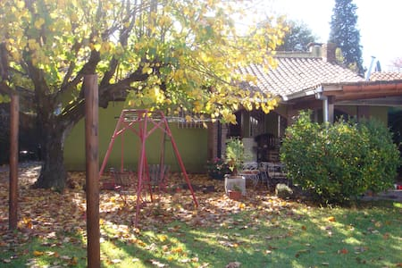 Hospedaje Espacio Atman, relax at home - House