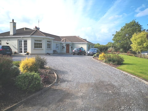 Family Bedroom in Irish Midlands