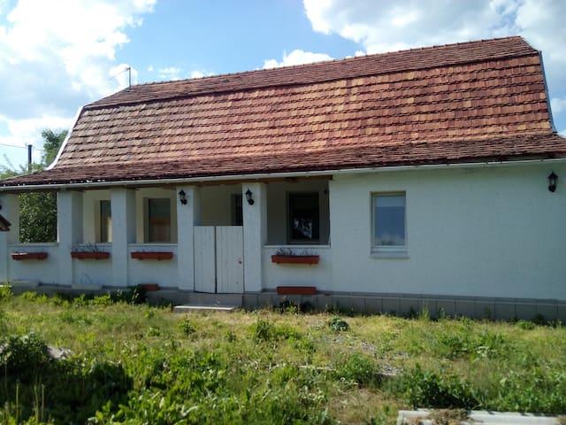 Райский уголок - Mar'yanivka village - House