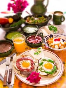 Oaxaca Delights