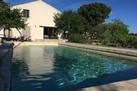 190sqm House -Vaucluse swimmingpool - Valréas - Villa