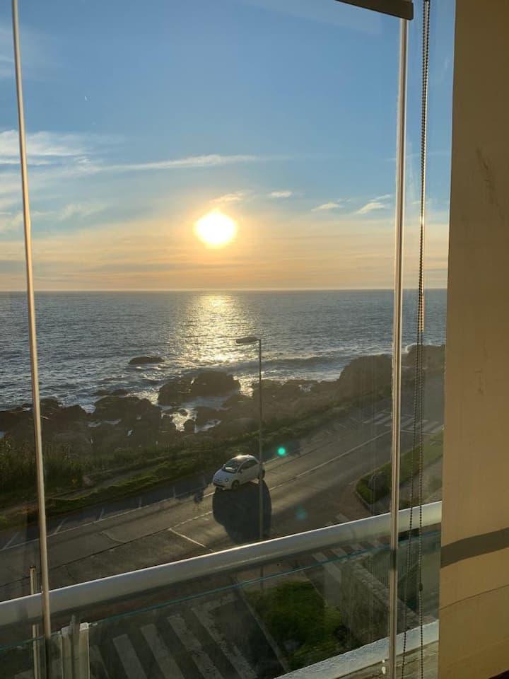 Departamento Concón nuevo con vista al mar