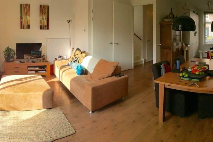 Spacious and lux house at calm neighborhood - Utrecht - House