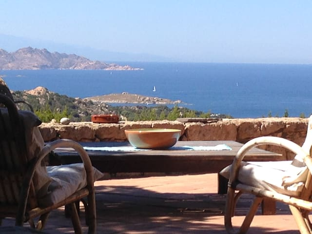 Villa over the sea, full relaxing in nature