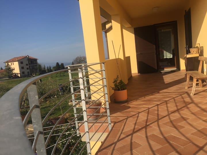 Casa Baldi-Via Francigena