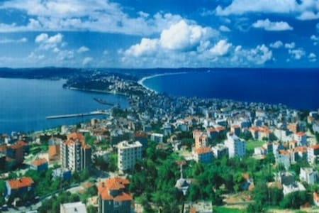 Diyogen'in ülkesi Türkiye'nin en kuzey ucu.