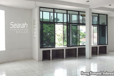 Searah Coworking and Coliving Space, di Pekanbaru