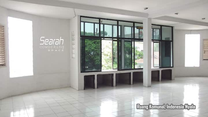 Searah Coworking and Coliving Space, di Pekanbaru