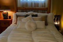 Cozy Casita canopy bed