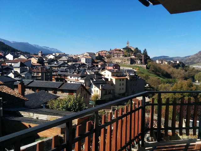 Apart. Sant Roc,Bellver de Cerdanya - Bellver de Cerdanya