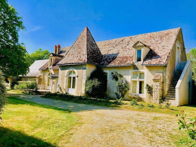 La Belle Epoque Métairie du Château de Villandry