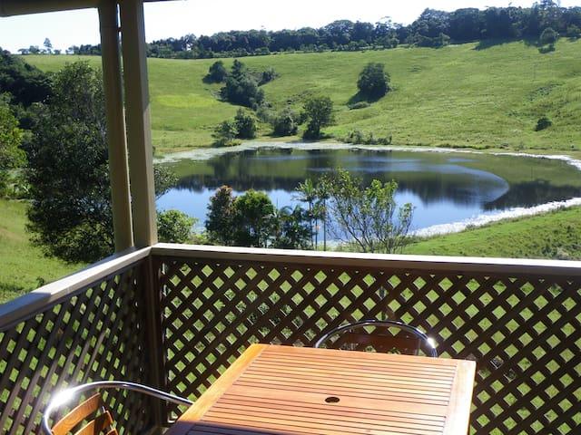 Byron Bay Farm Cottages - Brilliant for families!