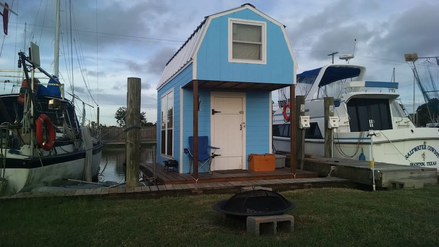Floating Cabin on Bayou Liberty - Slidell - Overig