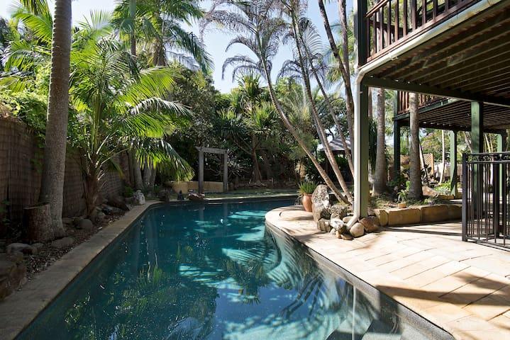Tropical Beach Paradise Byron Bay - Byron Bay - Appartement