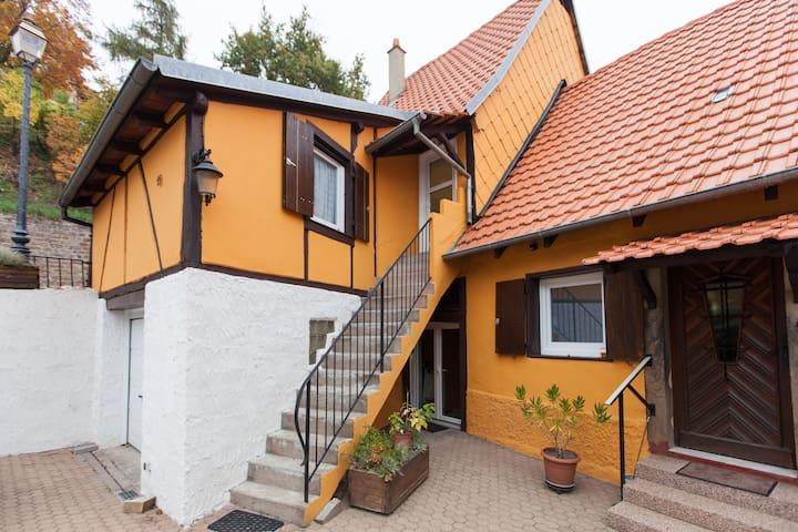 Maison pour famille de 4 personnes - Barr - Dom