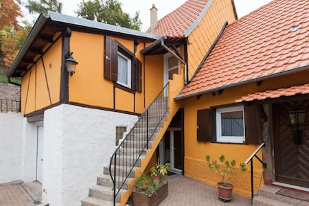 Maison pour famille de 4 personnes - Barr - Hus