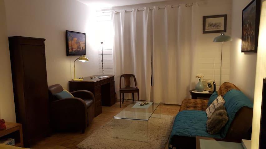 Studio avec terrasse 5e arrondissement