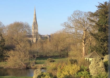 Salisbury Cathedral View - Salisbury - House