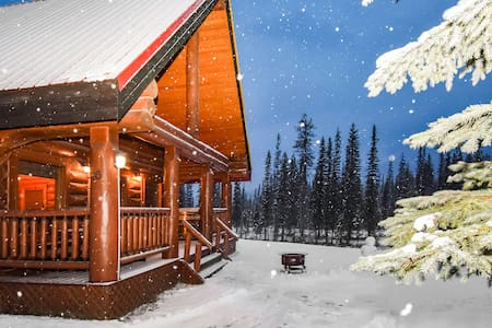 ☼Log Cabin Perfect Groups Wanting to Ski+Hike☼