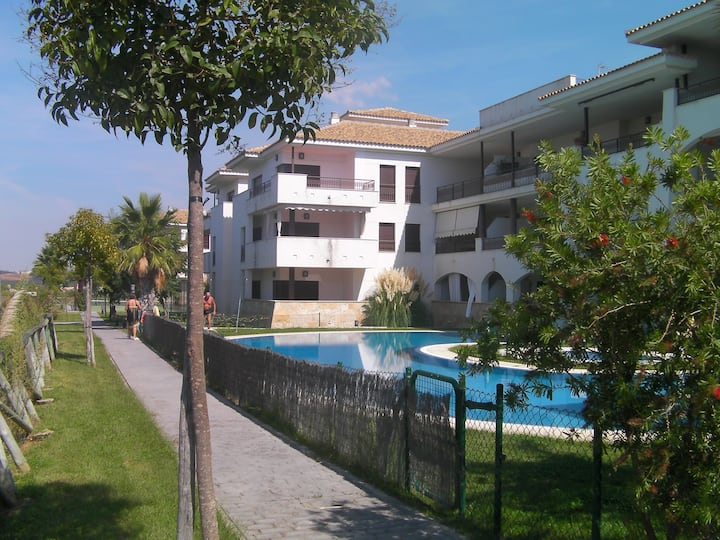 ERMM2B - Excellent Apartment in El Rompido Village