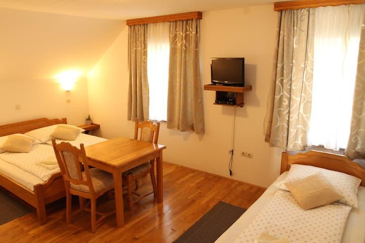 House Ana, Comfort Triple Room
