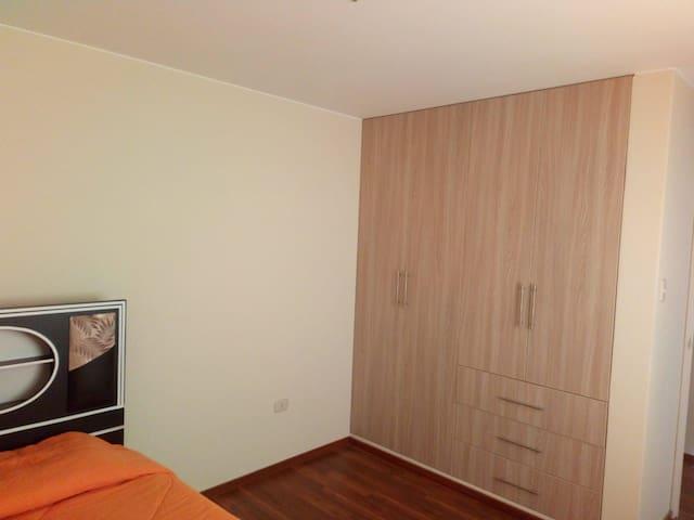 Habitación personal 1
