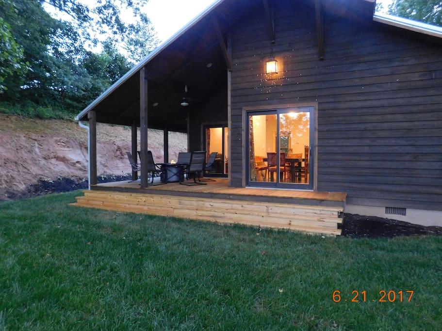 Pigeon River Cabins Vacation Homes For Rent In Clyde