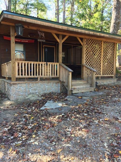 Alojamento em Lagoa Redonda - Foothills cottage
