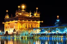 The most beautiful place Golden Temple