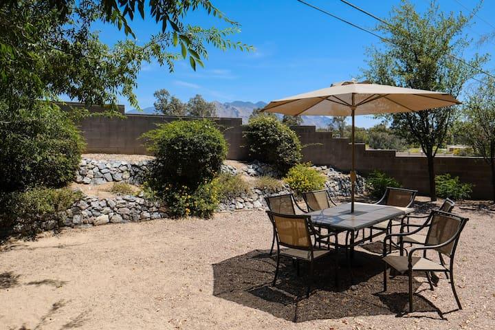 Southwestern Comfort 2 Bdrm 2 Bath NW Tucson