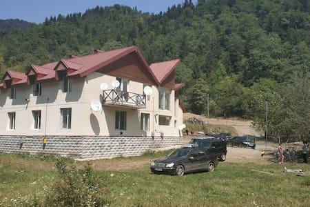 Apartment in Tsagveri; (Borjomi-Bakuriani)