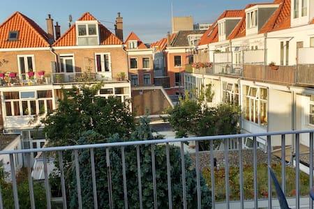 Spacious city centre apartment - Den Haag