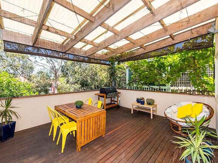 Fremantle Sanctuary Garden