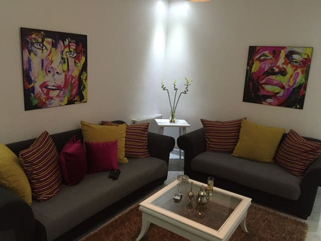 Prestigious and Charming Apartment - Tunis