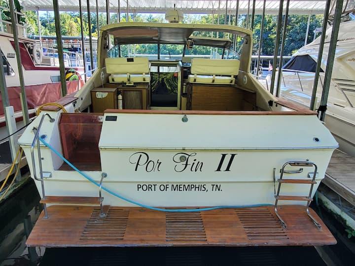 Bohemian Tiki Yacht 🌴🛥