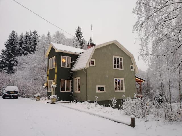 Droomhuren in Zweden, Värmland