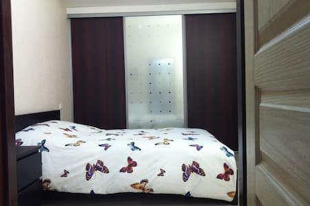 Nice en-suite room near Geneva - Sergy - Hus