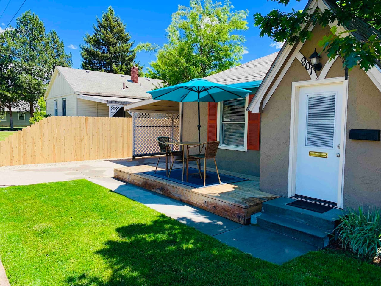 "Tons of Curb Appeal -- Located just steps from Bronco ""Albertsons"" Stadium"