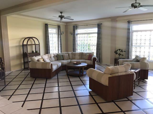 Spacious Comfort Home