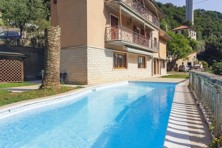 """VERDE Room - B&B """"A Casa di Mila"""" in Sori, Liguria"""